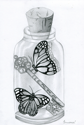 The bottle by Neocco