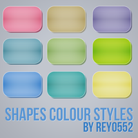 Shape Colour Styles by Rey0552