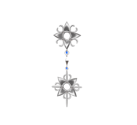MMD - Earring DL by HaruLikesCarrots