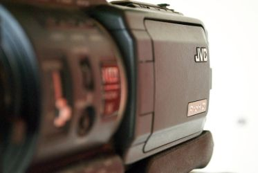 My JVC GY-HD 110 by pdentsch
