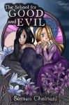 The School for Good and Evil Cover Redesign by TarynStar