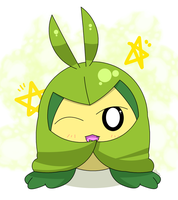 Swadloon smile
