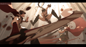 RWBY : Duel of fate by dishwasher1910