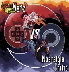 AVGN vs NC : The Final Battle by ActionMissiles