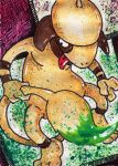 Smeargle by Antaie