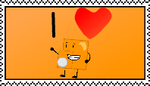 Use this stamp if you like My Object OC: Minerey! by ToonEugen6812