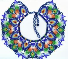 Saraguro Hojas Necklace by Emarah