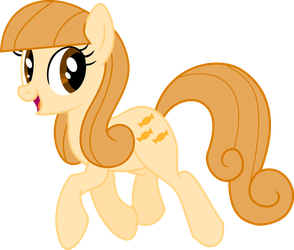 Butterscotch (MLP OC) by Lissy-Green