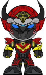 Chibi Overlord Baron by Zeltrax987