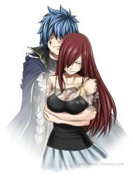 Jerza - Forever by Arya-Aiedail