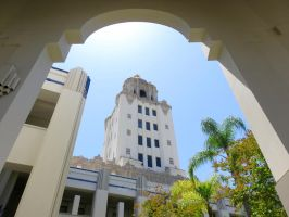 Beverly Hills City Hall by ShipperTrish