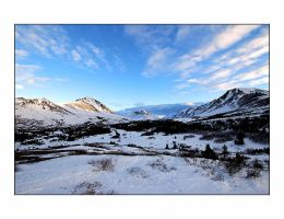 Winter Landscape by anonymous66