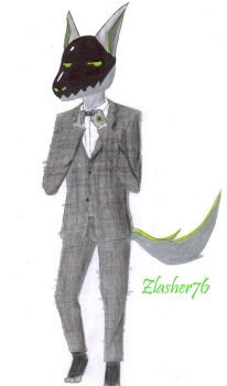 Asher by Zlasher76