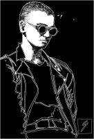 Sinead O Connor by MGuevara