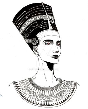 Did Egyptians dream of electric sheep? by JuLaIa
