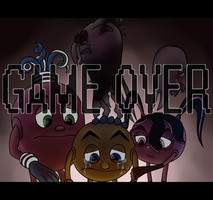 Game Over by Justsomefandomfan