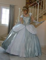 Cosplay Cendrillon by LadyliliCosplay