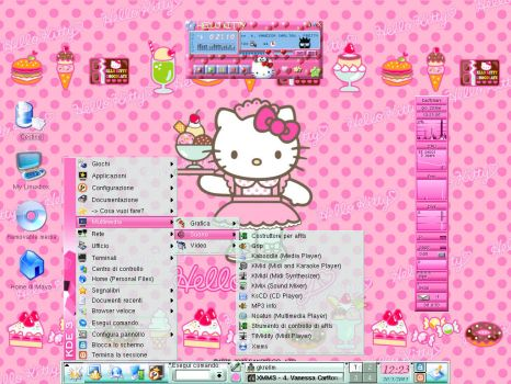 Sanrio desktop no.12 by Maya-nicepenguin