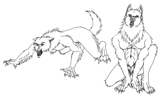 Werewolves by jjferrit