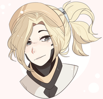 Shoulda Picked Mercy by Kajackie