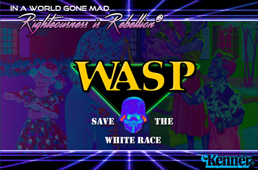 W.A.S.P by Neon-Degrelle