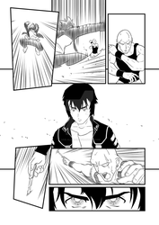 Neuronal Ghost - page 2 redraw by Van-Alencer