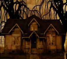 The Last House on the Left by gothfiend