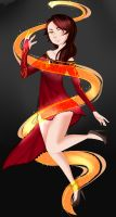 Cinder Fall ~ by HotHeadedDuo