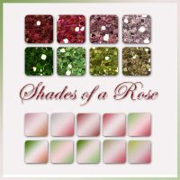 Shades of a Rose by MrsLavender
