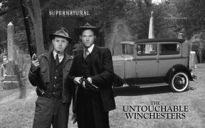 Untouchable Winchesters by macfran