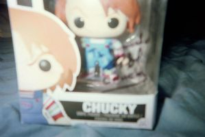 My first Chucky doll by MandyB82