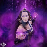 Preparing a counter-attack  - Liliana Vess cosplay by 20Tourniquet02
