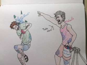 Septiplier Week: Recording/Outdoors by Jelixpo