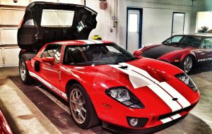 Ford GT by AdarkerNEMISIS