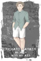 NC: Richard Parker by JaQRabiT