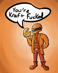 Kraft Punk the Squeakquel by TurboWrench