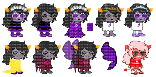 [Adopt] Witch In Sheep's Clothing [Closed] by DeepSeaHorror