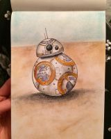 BB-8 by PiddlePuddle
