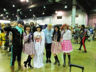 ACen 2016 - Noragami Group Photo by Jengogirl