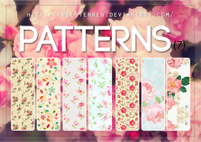 Patterns (7) By. TweeSterren by TweeSterren