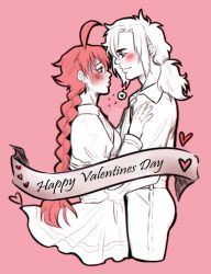 [VALENTINES SKETCHES] Duck x Faktir_Princess TuTu by MMHinman