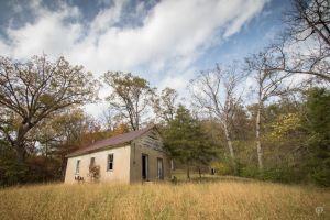 Schoolhouse on the Hill by FabulaPhoto