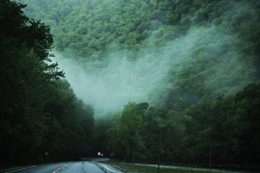 Fog came rolling in by ClaraMcGuireArtistry