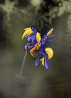 Rockin' out by domickee
