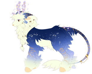 stop me from making any more blue designs once an by fayeskies