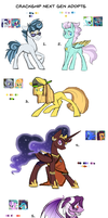 (CLOSED) Draw to Adopt Crackships by TorusTheScribe