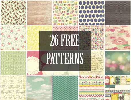 FREE Patterns by Reaper145