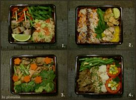 Obento Collection 9 by pixmaina