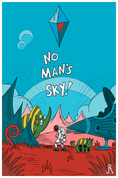 No Man's Sky! by DrFaustusAU