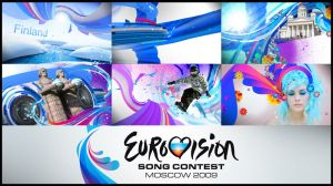 Eurovision 2009 Concept art 3. by Shelest